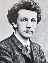 Der jugendliche Richard Strauss (Quelle: Wikimedia)