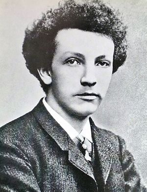 Death and Transfiguration - Richard Strauss in 1888.