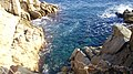 Detall camí de ronda de Palamós a les Cales de Cala Estreta (Costa Brava) - panoramio.jpg