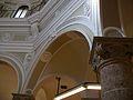 Detall del creuer de l'antic Hospital, actual Biblioteca Pública de València.JPG