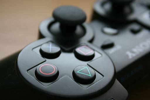 Detalle botones DualShock 3