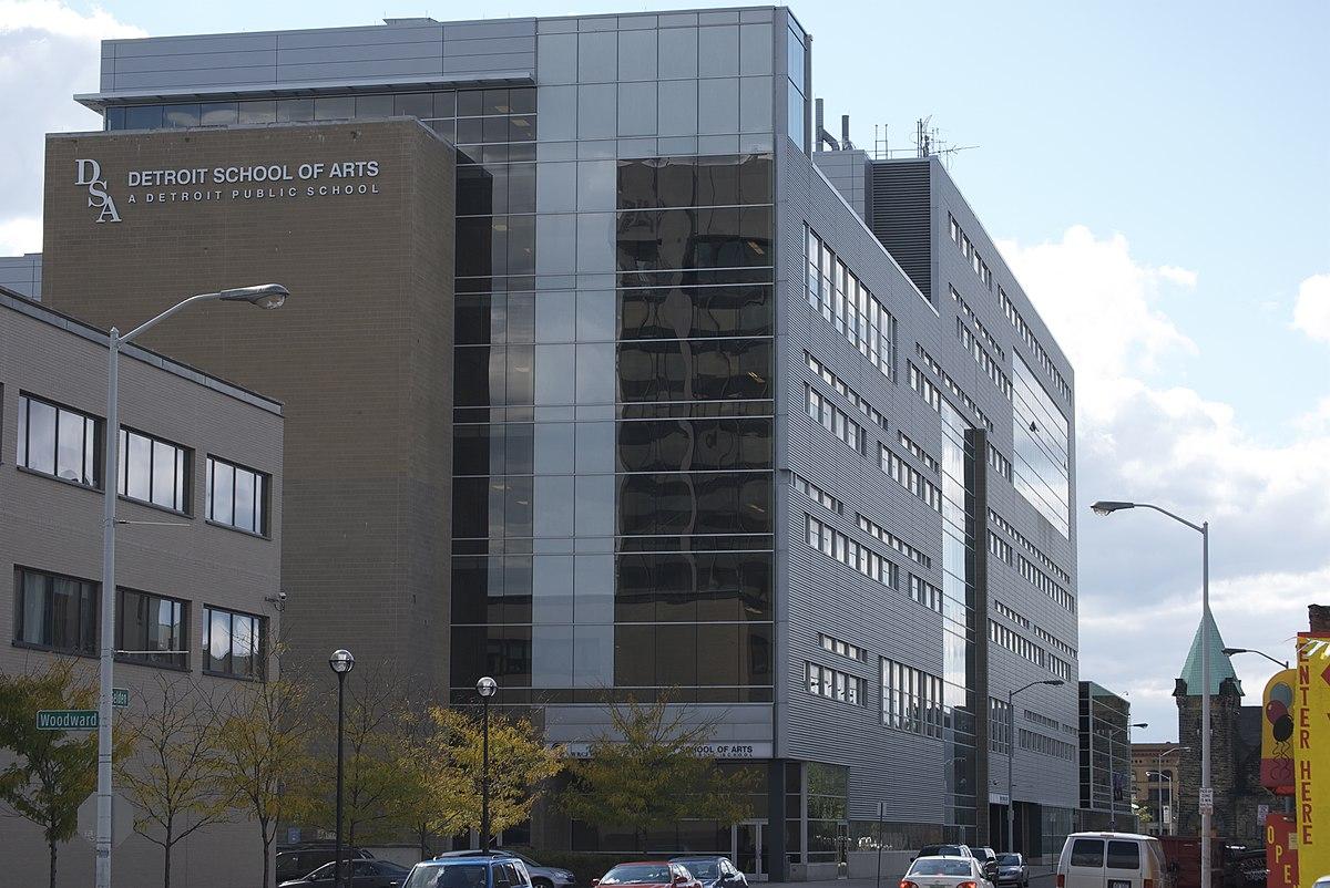 Detroit School of Arts - Wikipedia