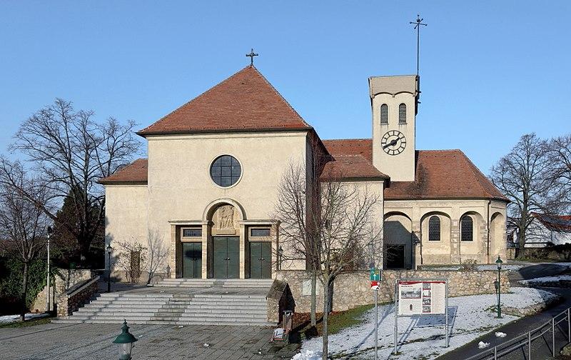 File:Deutsch-Wagram - Kirche (2).JPG