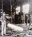 Diósgyőr, a vasgyár hengerműve. Fortepan 86852.jpg