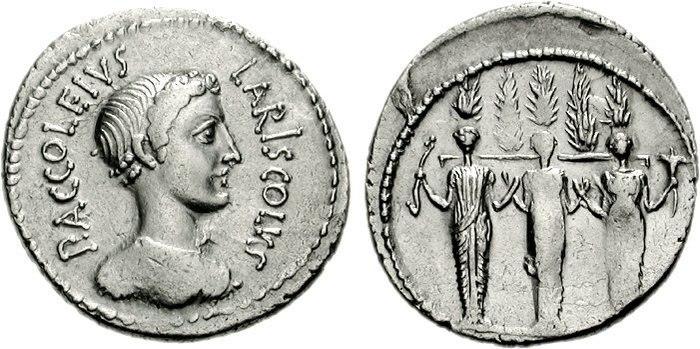 Diana Nemorensis denarius2
