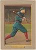 Dick Hoblitzell, Cincinnati Reds, baseball card portrait LCCN2007685622.jpg