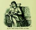 Die Frau als Hausärztin (1911) 205 Richtige Haltung der Mutter beim Stillen.png