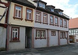 Steinweg in Dieburg