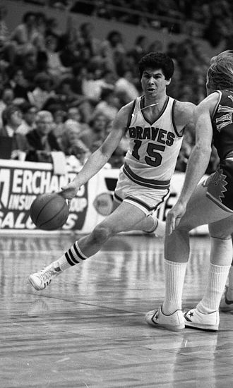 Buffalo Braves - Ernie DiGregorio was named NBA Rookie of the Year in 1973–74 after leading the NBA in assists and free throw percentage.