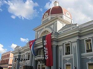 Moncada Barracks - In memory of the attacks (in Cienfuegos).