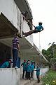 Disaster Management - Survival Programme - Summer Camp - Nisana Foundation - Sibpur BE College Model High School - Howrah 2013-06-09 9966.JPG