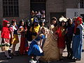 Disney princesses cosplay at Animecon 2009.jpg