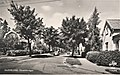Djupdalsvägen mot nordost, Olovslund, vykort, 1950-talet.jpg