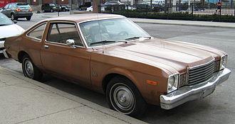 Dodge Aspen - Dodge Aspen Coupe