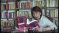 Doina Ruști, reading from her novel L'omino rosso, 2012.png