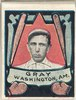 Dolly Gray, Washington Nationals, baseball card portrait LCCN2007683857.tif