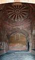 Dome - Inner View - Jahangiri Mahal - Agra Fort - Agra 2014-05-14 4086-4089.TIF