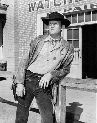 Don Collier - Don Collier in Outlaws, a 1960–62 TV series