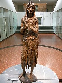 Maria Magdalena (Donatello) – Wikipedia