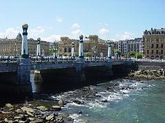 Donostia puente kursaal