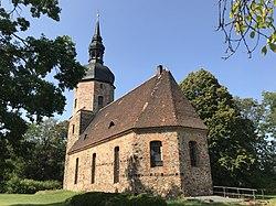 Dorfkirche Neupetershain-Nord Südostansicht.jpg