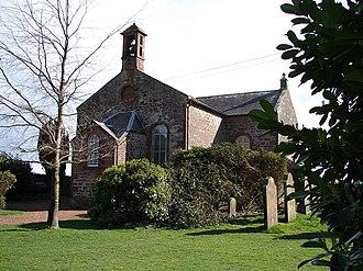 Dornock - Parish church