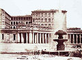 Dovizielli, Pietro (1804-1885) - Fontana di S. Pietro e Palazzo Vaticano.jpg