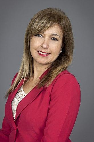 Irma Becerra Fernandez - Image: Dr. Irma Becerra Fernandez