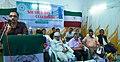Dr. Umer Thasneem speaking on SS day at AMU Malappuram Campus in 2019.jpg