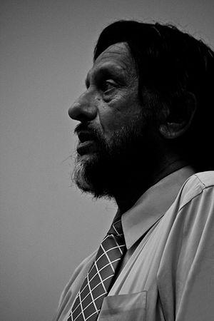 Rajendra K. Pachauri - Image: Dr R K Pachauri