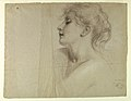 """Drawing, Study for """"Justice and Pe, July 7, 1878 (CH 18566419).jpg"""