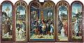 Drieluik met het Laatste Avondmaal uit 1521, geschilderd voor de Utrechtse families Pauw en Zas.jpg