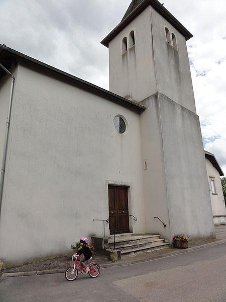 Drouville (M et M) église