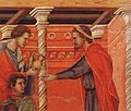 Duccio di Buoninsegna - Pilate Washing his Hands (detail) - WGA06810.jpg