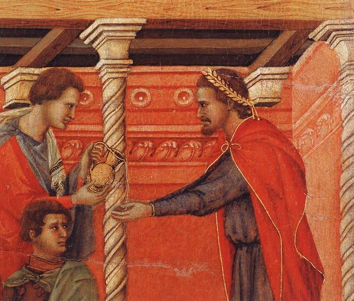 File:Duccio di Buoninsegna - Pilate Washing his Hands (detail) - WGA06810.jpg