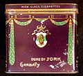 Duke of York cigarettes tin, front.JPG