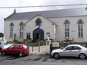 Dungloe - Dungloe Library.