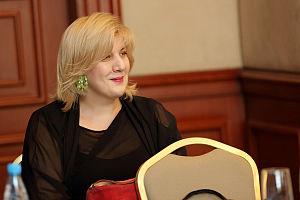 Dunja Mijatović - Dunja Mijatovic at the Central Asia Media Conference, Bishkek, June 2013