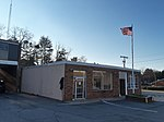 Dunn Loring Post Office at early evening.jpg