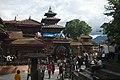 Durbar Square Katmandou Bhairav Statue.jpg