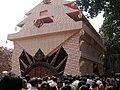 Durga Puja Pandal - New Alipore Suruchi Sangha - Kolkata 2011-10-03 030330.JPG