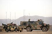 Dutch Bushmaster Afghanistan 2007