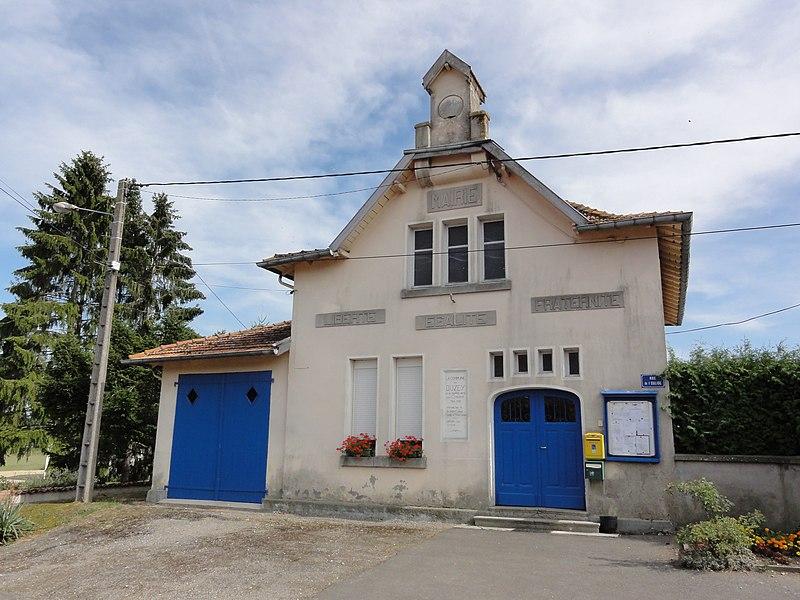 Duzey (Meuse) mairie