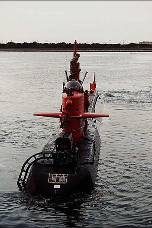 American submarine NR-1 - Image: Dvic 103