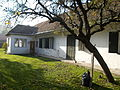 Dwelling building. Listed ID 14850. Yard. - 4., Fő St., Budajenő, Hungary.JPG