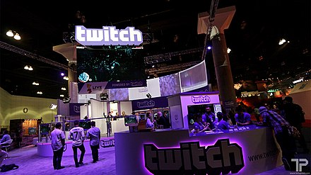 Twitch at the Electronic Entertainment Expo E3 - 2014 (23113432796).jpg