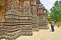 E58 WK - Hoysalesvara Temple - Halebidu - Karnataka.jpg