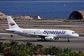 EC-HXA 1 A320-232 Spanair(spanair.com) LPA 20JAN10 (4380312618).jpg