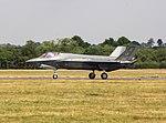 EGVA - Lockheed Martin F-35A Lightning II - United States Air Force - 15-5125 LF (29100513387).jpg