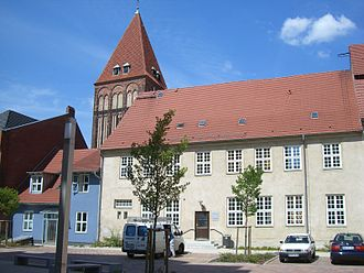 University of Greifswald Faculty of Arts - Baltic and Slavic Studies (grau)